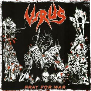 Henry Heston Virus Prey For War Album